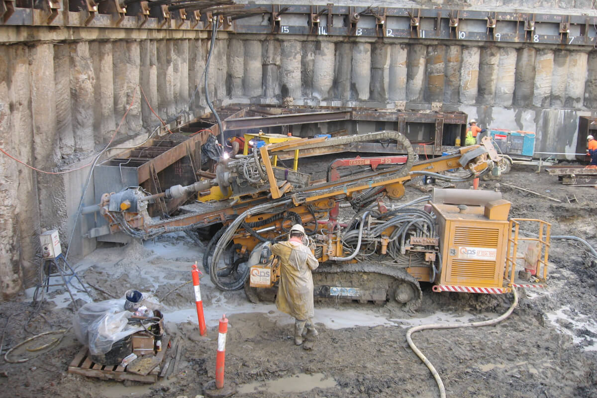 Tunnel Decline retention